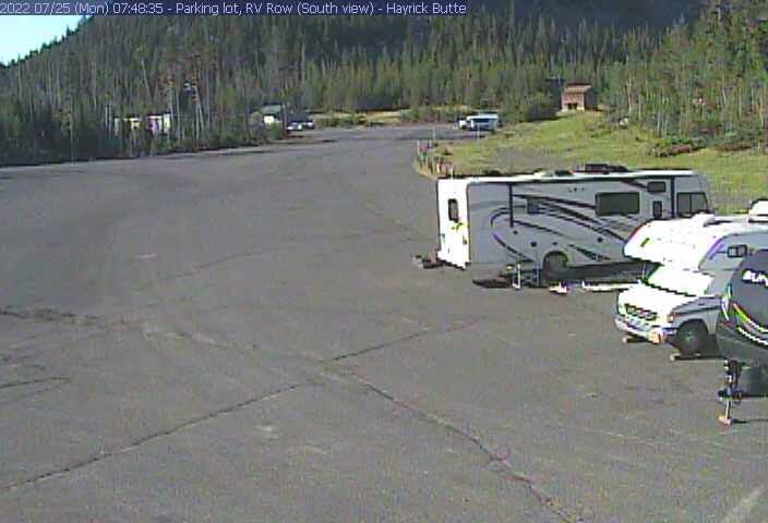 ODOT's Santiam Pass Cam