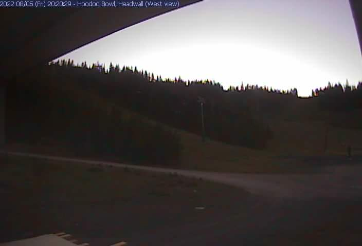 Hoodoo Ski Resort webcam image